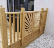 decking spindal designs