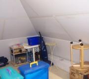 Loft/Attic storage