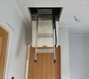 Loft Ladders with Hatch