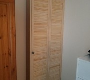 Utilising alcoves in the bedroom