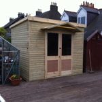 Shed/Summer Houses